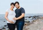 professionelle Babybauchfotos mit Liebe zum Detail in Rostock, Mecklenburg Vorpommern